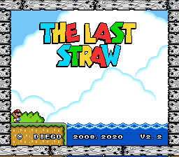 Super Mario World – The Last Straw
