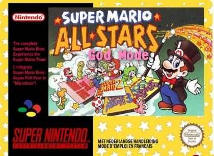 Super Mario All-Stars God Mode