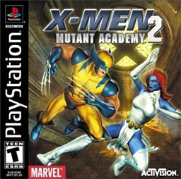X-Men: Mutant Academy 2 PS1
