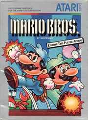 Play Mario Bros. [t][5200]