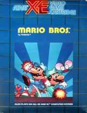 Play Mario Bros. [XE]