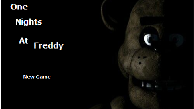 One Nights At Freddy's (Update v1.2)