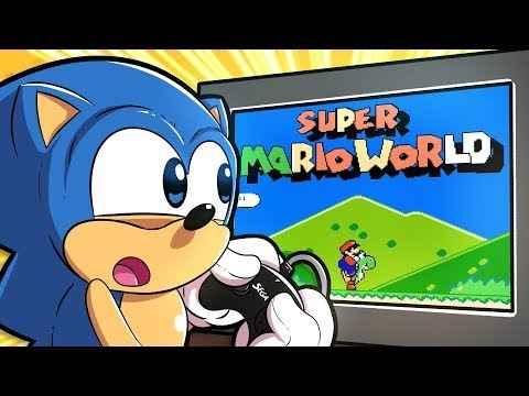 O SUPER MARIO WORLD DE MEGA DRIVE!