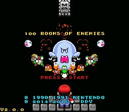 100 Rooms of Enemies by Daizo Dee Von