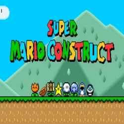 Super Mario Construct
