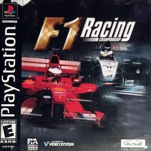 F1 Racing Championship (USA) – PS1