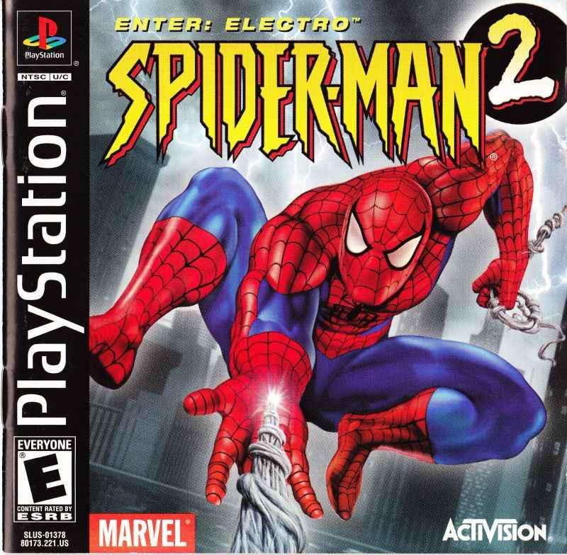 Spider-Man 2 – Enter – Electro (USA)