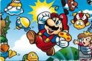 Super Mario All-Stars Mundo Super Mario