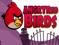 Play Angry Red Birds Halloween