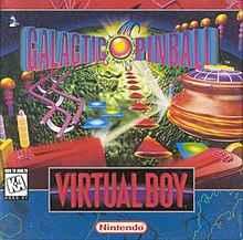 Galactic Pinball VB