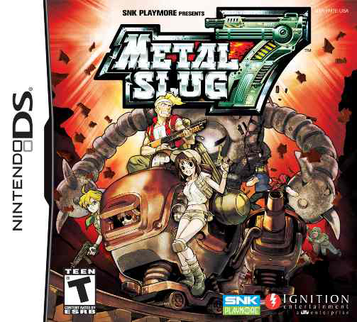 Metal Slug 7 (USA)
