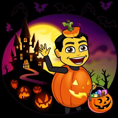 jogos do halloween