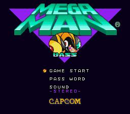 Mega Man Seven – SNES