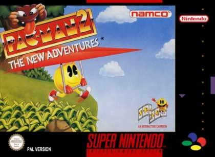 Pac-Man 2 – The New Adventures – SNES