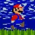 Classic Super Mario In Sonic