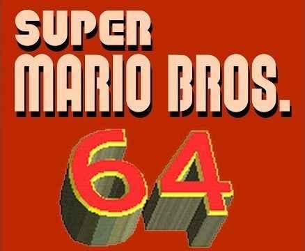 Super Mario Bros 64 by Kaze Emanuar