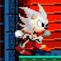 Hyper Sonic in Sonic 2