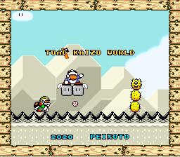 Super Mario World – Toad Kaizo World