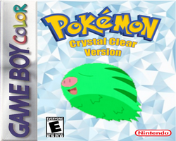 Pokemon Crystal Clear