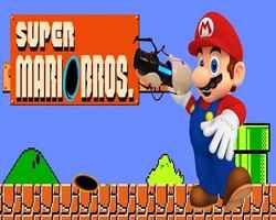 Super Mario Bros Portal Gun