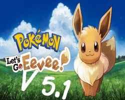 Pokemon Let's Go Eevee 5.1