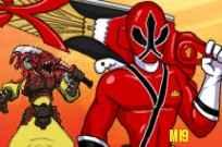 Play Power Rangers Samurai: Portals of Power 2 Player