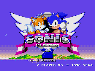 Sonic 2 Return to Westside Island