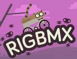 Regular Show – RigBMX
