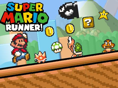 Super Mario Runner