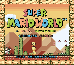 Super Mario World – A Kaizo Adventure