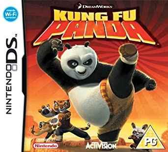 Kung Fu Panda EUA Nintendo DS