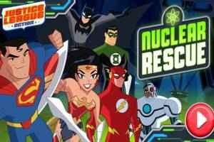 Justice League Action: Nuclear Rescue