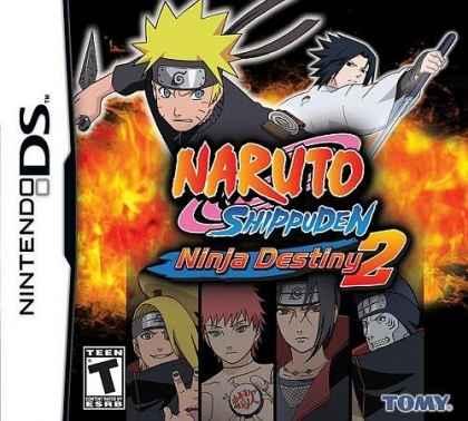 Naruto Shippuden – Ninja Destiny 2