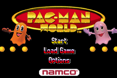 Pac-Man World Online GBA