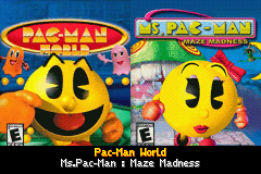 Pac-Man World & Ms. Pac-Man – Maze Madness
