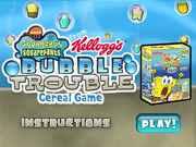 SpongeBob SquarePants Bubble Trouble Cereal