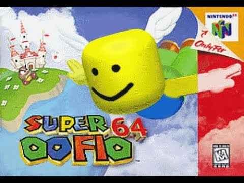 Super Oofio 64 – N64