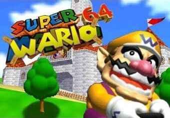 Super Wario 64