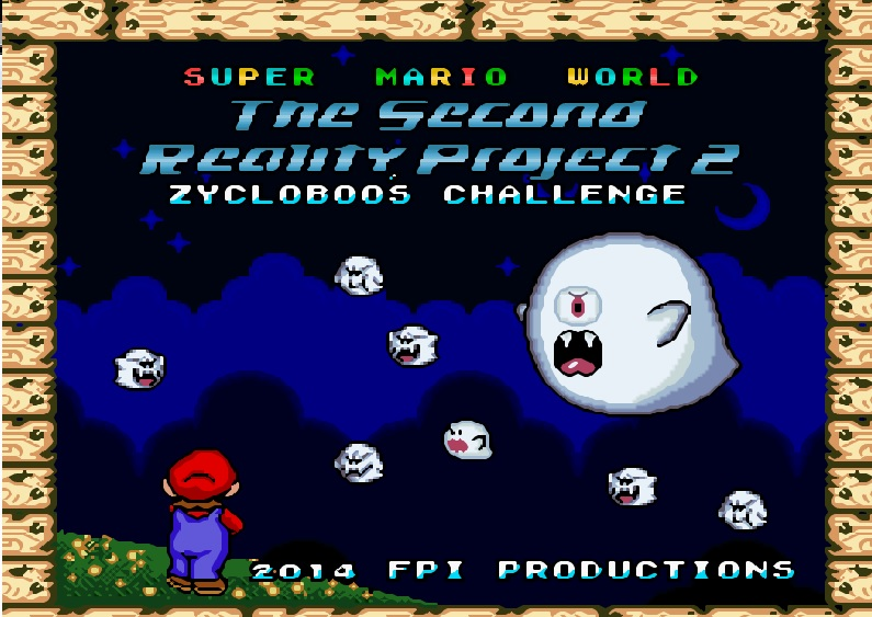 Super Mario World – The Second Reality Project 2 – Zycloboo's Challenge