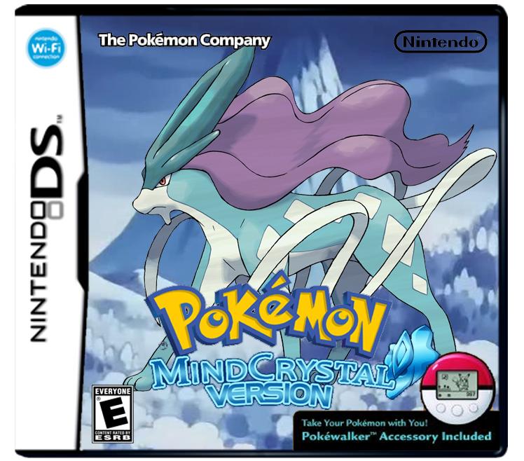 Pokemon Mind Crystal English Version