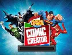 Justice League: Comic Creator