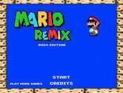 Mario Remix: Boss Edition