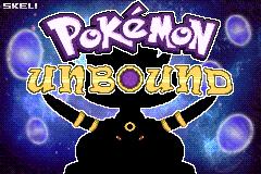 Pokemon Unbound – GBA
