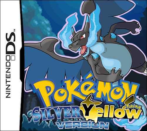 Pokemon Silver Yellow – NDS