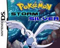 Pokemon Storm Silver – NDS