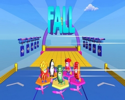 Fall Guys & Fall Girls Knockdown Multiplayer