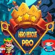 Hero Rescue PRO – Pin Pull – Save Princess