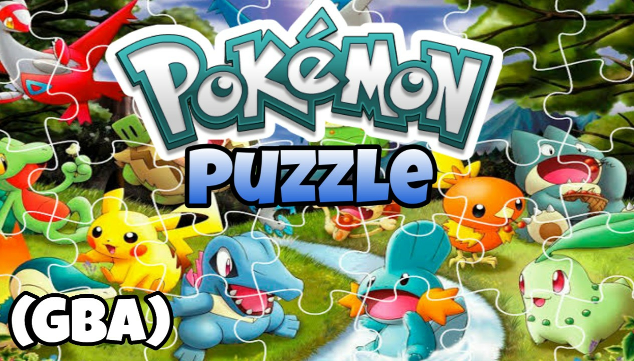 Pokemon Puzzle 1 (GBA)