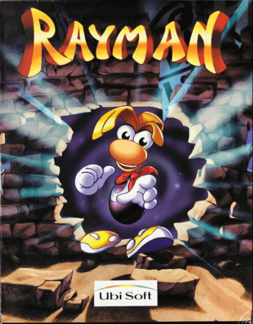 Rayman MS-DOS