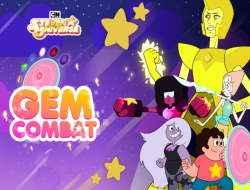Play Steven Universe Gem Combat